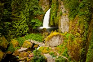 Wahclella Falls