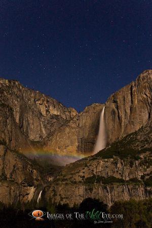 Moonbow Yosemite Falls